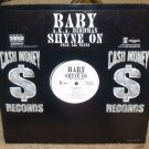 "BABY AKA BIRDMAN-SHYNE ON-USA 12"" VINYL MINT"