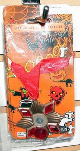 Halloween Dracula Brooch (wholesale lot of 100)