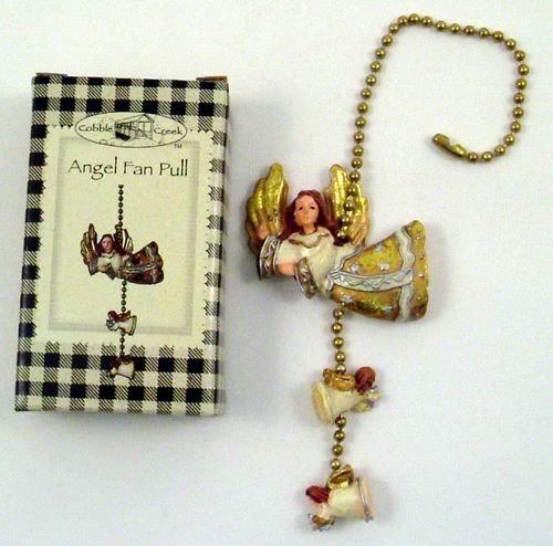 Angel Fan Pull by Cherrydale   Wholesale case of 144