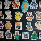 288 POKEMON STICKERS (wholesale case)