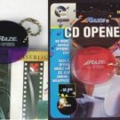 High Quality CD Opener Key Chain (wholesale lot of 100)