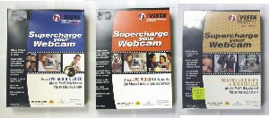 webcam software (wholesale case of 30)