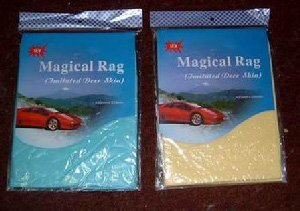 Magical Car Rag (Imitated Deer Skin) wholesale