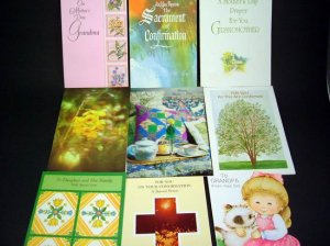 Assorted Greeting Cards (lot of 5000) Wholesale Pallet (Free Shipping)