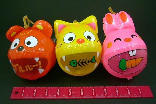 Wholesale  Inflatable Pet Cat Toys (100 toys)