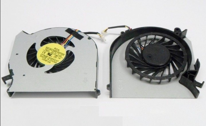 HP Pavilion dv7-7051xx CPU Fan