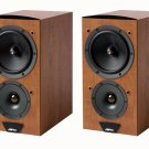 Jamo C603 2 Way Bookshelf Speakers - Dark Apple (Pair)