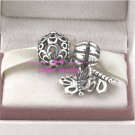 925 Sterling Silver BEST FRIENDS FOREVER Charm Beads Gift Set - fits All DIY European Bracelets