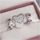 925 Sterling Silver MARRY ME Charms Gift Set - fits European Bracelets