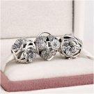 925 Sterling Silver SECRET GARDEN Charms Gift Set - fits European Bracelets