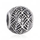 925 Sterling Silver Summer Tropicana Charm Bead