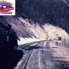 The Potomac Valley where eastbound and westbound passenger trains once met 8x10 Picture