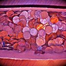 10 LB COPPER PENNIES UNSEARCHED KEY DATES AND INDIAN HEADS POSSIBLE