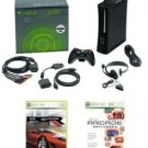 Xbox 360 Elite High-definition Gaming And Entertainment System With 7 Games Bundle