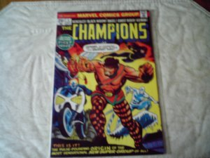The Champions - #1 Issue