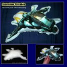Starship Plush