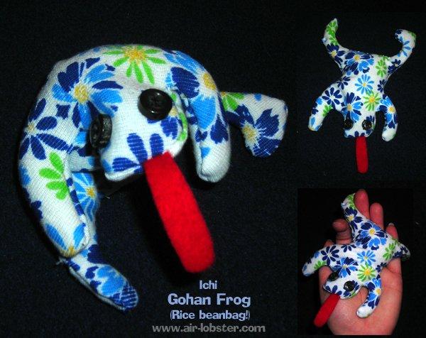 Ichi Gohan Frog