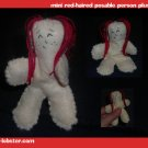 Felt Mini Posable Person