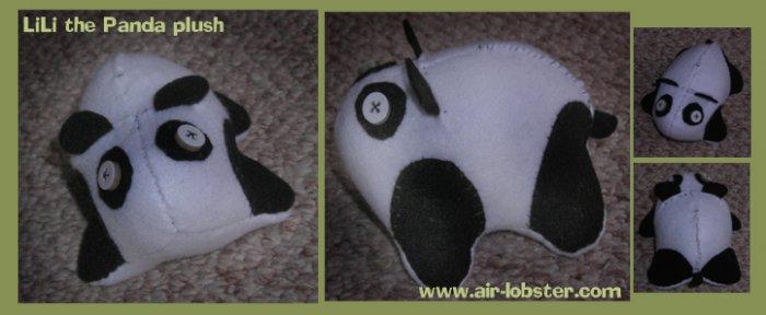 LiLi the Panda