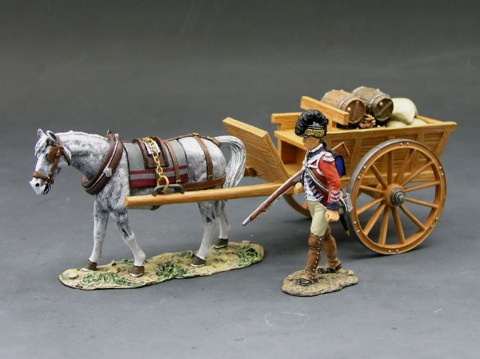 BR054 Supply Wagon Set