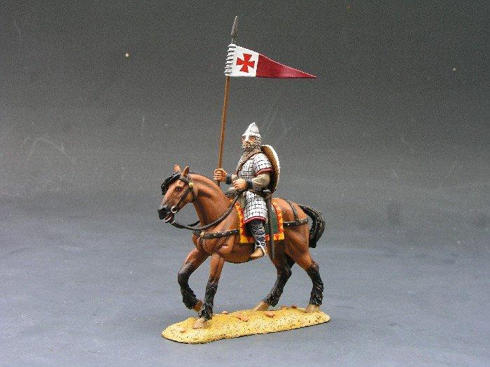 MK001 Mounted Knight w/Lance
