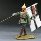FW007-Officer With Flag