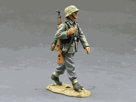 WS096-Marching German Soldier