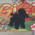 Beanie Babies Card 2nd Edition S3 1999 Gigi