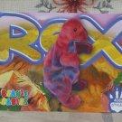 Beanie Babies Card 2nd Edition S3 1999 Rex