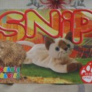 Beanie Babies Card 2nd Edition S3 1999 Snip