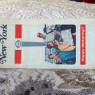 ROAD MAP New York State Esso 1971 72