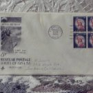 First Day Issue Cover Stamp Regular Postage 1958 8c