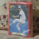 CLASSIC 1988 Red Baseball 50 Card Set Polywrapped