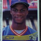 DARRYL STRAWBERRY 1984 Donruss Baseball Trading Card No 68