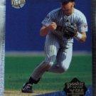 CHUCK KNOBLAUGH 1992 Fleer ROY Baseball Trading Card No 2 of 25