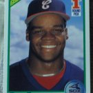 FRANK THOMAS Score 1990 Rookie Baseball Trading Card No 663