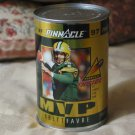 PINNACLE 1997 Football Card Can Brett Favre MVP Sports
