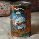 PINNACLE 1997 Football Card Can Dan Marino Passing Yds