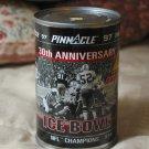 PINNACLE 1997 Football Cards Card Can 30th Ann Ice Bowl
