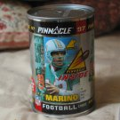 PINNACLE 1997 Football Cards Card Can Dan Marino Sports