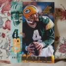 1997 Pinnacle Can Football Card Brett Favre