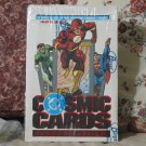 DC COMIC Book Cosmic Cards Box Inaugural Edition 1991