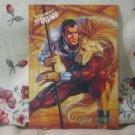 1995 Fleer Ultra Spiderman Single Card Grim Hunter 24