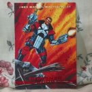 MARVEL MASTERPIECES Comic Book Trading Card Punisher 2099 42