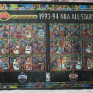 93-94 TOPPS FINEST NBA Basketball Uncut All Star Sheet