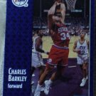 CHARLES BARKLEY 1991 Fleer Basketball Trading Card No 151