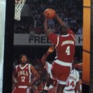 LARRY JOHNSON UNLV 1991 Star Pics Basketball Trading Card No 18