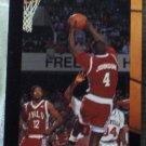 LARRY JOHNSON UNLV 1991 Star Pics Basketball Trading Card No 18