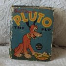"WALT DISNEY'S 1938 ""Pluto The Pup"" Big Little Book"