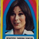 CHARLIES ANGELS 1977 Series 3 Sticker 23 Beautiful Sabrina
